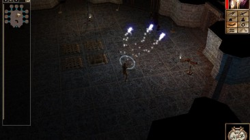 """Neverwinter Nights """"Beetle Trainers Jail Cell"""""""
