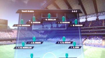 """FIFA 11 """"сборная Саудовская Аравия"""""""
