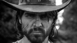 Косплей на Джона Марстона из Red Dead Redemption