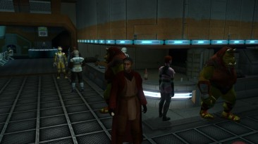 Star Wars: Knights of the Old Republic 2: The Sith Lords. Мне бы саблю да коня...
