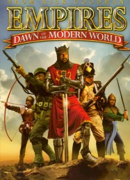 Обложка игры Empires: Dawn of the Modern World