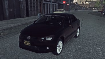 """Mafia 2 """"2012 Volkswagen Polo Sedan"""""""