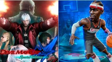 Xbox Game Pass: с 1 января подписчиков ждут Devil May Cry 4: Special Edition и NBA Playgrounds