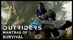 Новый трейлер Outriders, рассказывающий об аспектах выживания