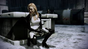 """Mass Effect 2 """"Миранда Лоусон блонда"""""""