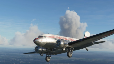 Airplane Heaven представил скриншоты легендарного самолета Douglas DC-3 для Microsoft Flight Simulator