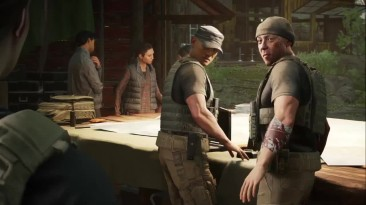 40 минут геймплея с открытой беты Ghost Recon: Breakpoint