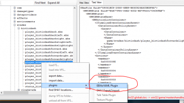 """Mass Effect: Andromeda """"EBX to YAML Previewer Tool by Wavebend"""""""