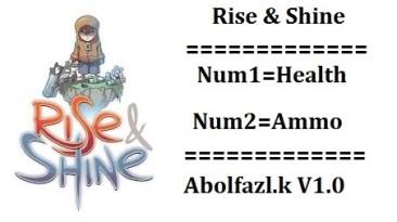 Rise & Shine / Rise And Shine: Трейнер/Trainer (+2) [1.0: x64] {Abolfazl.k}