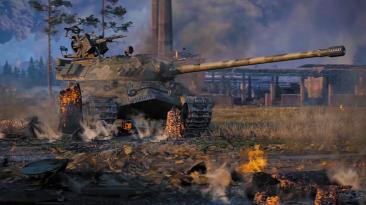 """Ивент """"Освобождение Братиславы"""", бонус за первую победу и скидки на предметы кастомизации в World of Tanks"""
