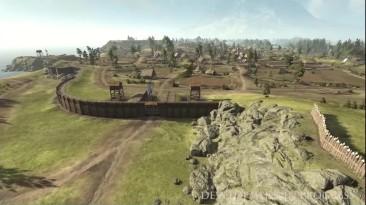 Изменения поселений Total War THRONES OF BRITANNIA с переводом на русский
