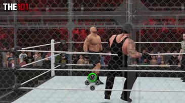 "WWE 2K16 ""Топ 10. Безумное, непрекращающееся возвращение супер звезд"""