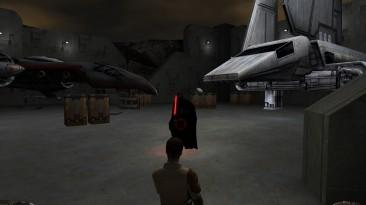 """Star Wars: Jedi Knight 2 - Jedi Outcast """"Десанн - Дарт Вейдер / Desann - Darth Vader"""""""