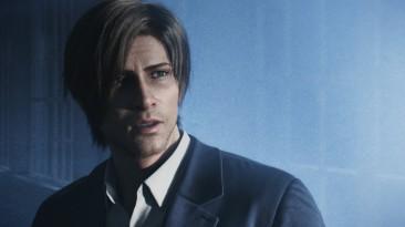 Нестареющий Леон Кеннеди на новых кадрах Resident Evil: Infinite Darkness