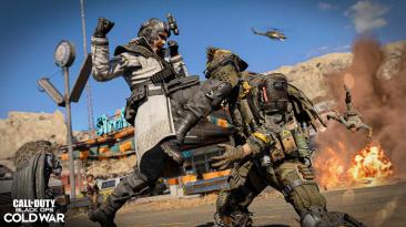 """Новое обновление для Call of Duty: Black Ops Cold War исправляет ошибки и балансирует """"Зомби"""""""