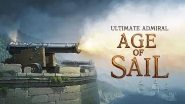 В раннем доступе состоялся выход Ultimate Admiral: Age of Sail
