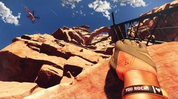 Состоялся релиз симулятора скалолазания The Climb для Oculus Rift