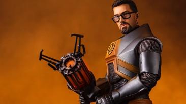 Фигурка Гордона Фримена из Half-Life