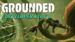 Вышло новое обновление Koi Pond для Grounded