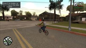 "Grand Theft Auto: San Andreas ""Widescreen Fix + Загрузочные экраны и логотипы компании"""