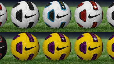 "PES 2009 ""Nike T90 Tracer Balls by Crocco"""