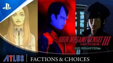 Shin Megami Tensei 3: Nocturne HD Remaster - Английская Озвучка