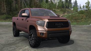 "Spintires: MudRunner ""Toyota Tundra TRD Pro 2019 v1.0"""
