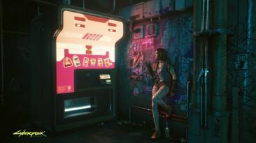 Актер из Detroit: Become Human озвучил в Cyberpunk 2077 торговый автомат для некого интересного квеста