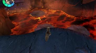 """Ice Age 2: The Meltdown """"Новые текстуры лавы"""""""