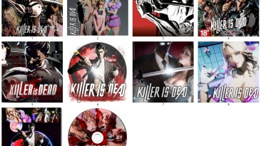 "Killer Is Dead ""Иконки для Ярлыка"""
