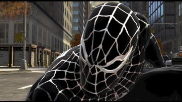 """Spider-Man: Web of Shadows """"Чёрный костюм в стиле P12"""""""