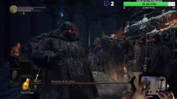 Геймер уничтожает боссов в Dark Souls с помощью тостера