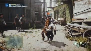 "Assassin's Creed: Unity ""Очередной баг"""