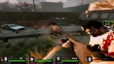Left 4 Dead Игро-клип