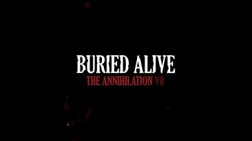 Уже завтра выйдет VR шутер - Buried Alive: The Annihilation