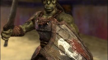 "Dark Messiah of Might & Magic ""зеленые орки"""