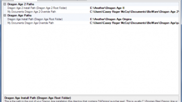"Dragon Age: Origins ""CharGenMorph для создания корректного и индивидуального файла chargenmorphcfg.xml"""