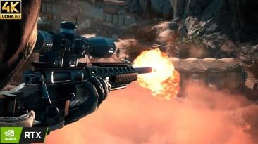 """Sniper: Ghost Warrior Contracts 2 """"Кинематографичный пресет"""""""