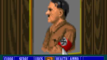 """Wolfenstein 3D: Spear of Destiny """"Wolfenstein-3D с улучшенной графикой!"""""""
