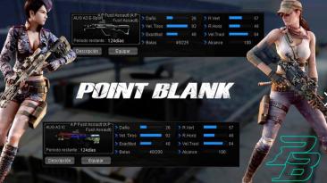 В Point Blank стартовал новый сезон ранговых боев