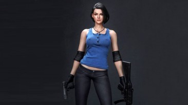 Puzzle Studio выпустит фигурку Джилл Валентайн из игры Resident Evil 3