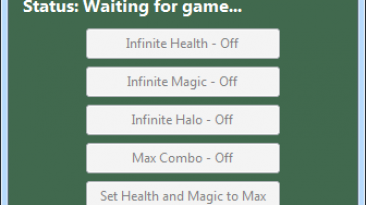 Bayonetta: Трейнер/Trainer (+5) [1.0] {Kompyuterlab}