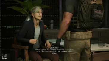 Tom Clancy's Ghost Recon: Breakpoint - Катсцены: Айяна Пури - Рубикон перейден