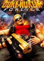 Обложка игры Duke Nukem Forever