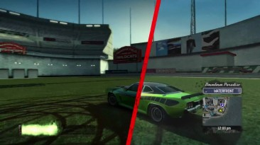 Сравнение Burnout Paradise Remastered: Тогда vs. Сейчас