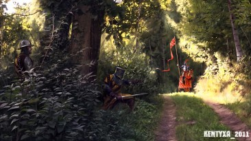 "Crusader Kings 3 ""Old Blood - Глобальная сборка модификаций v1.0.3 [RU]"""