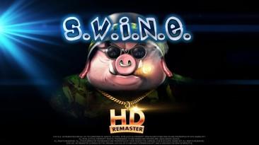 Анонсирующий трейлер S.W.I.N.E. HD Remaster