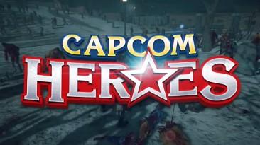 Dead Rising 4 - Новый трейлер дополнения Capcom Heroes