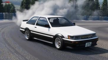 "CarX Drift Racing online ""Toyota ae 86"""