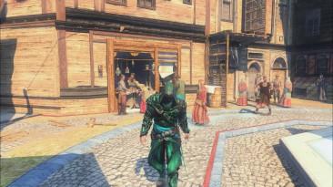 "Assassin's Creed: Revelations ""Алмазный сет брони by TuriCt"""